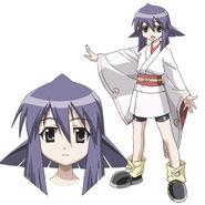 Maki (Character Art)