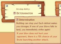 22.Determination