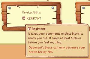 24.Resistant