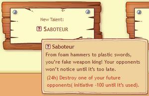 41.Saboteur