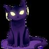 Halloween 2011 Black cat