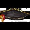 Clothes Icon Gold Graduation Cap