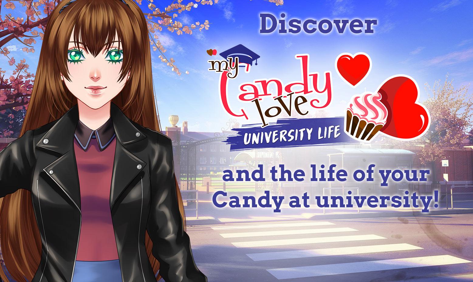 my candy love university life