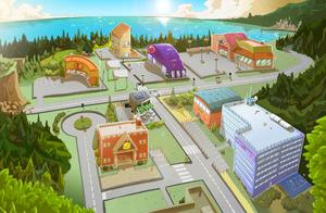 City Map v2