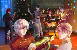Illustration-Event Christmas2014-All