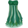 Clothes Icon Emerald Christmas 2011 Hanamira Dress