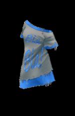 Alexy Gift ripped dress