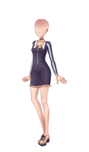 Date Outfit Episode 23 Lysander