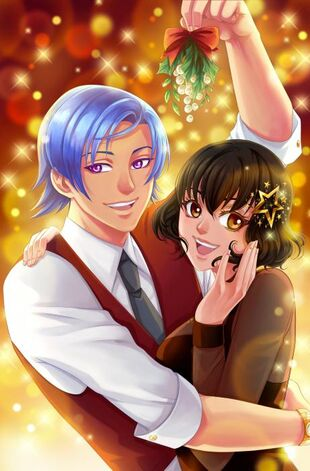 Illustration-Event Christmas2017-Alexy Candy