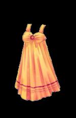 Alexy Gift empire waist dress