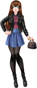 Uni Episode 3 Outfit 1