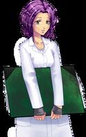 Violette-LabCoat 4