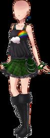 Date Outfit Episode 5 Castiel