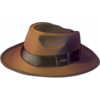 Clothes Icon Adventurer's Hat