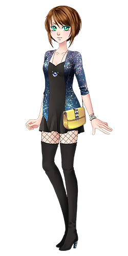 Episode 37 Date Outfit 1