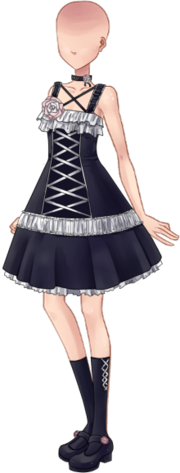 Date Outfit Episode 5 Lysander