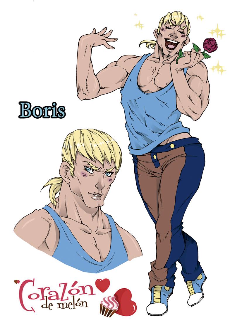 Boris My Candy Love Wiki Fandom Powered By Wikia