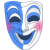Clothes Icon Happy Mask