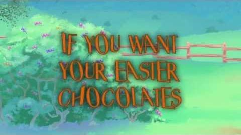 My Candy Love - Special Easter Episode 2012