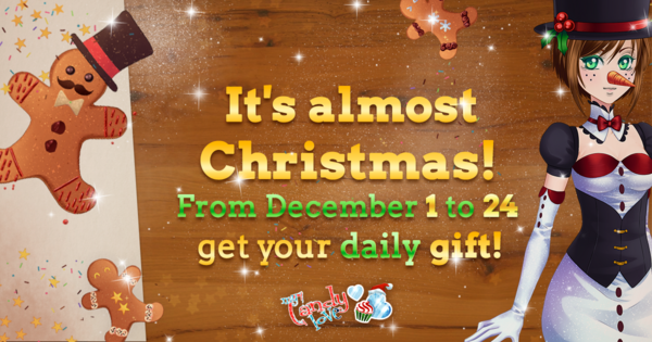 Christmas 2016 Event Banner