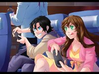 Illustration-Manga Vol4-Armin