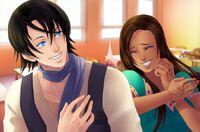 Illustration-Episode27-Armin and Priya
