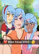 Bluesoupsnap