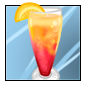 Frosted Fruit Cocktail