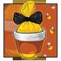Yellow Candy Corn Bag
