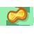 Golden Gourd Bead