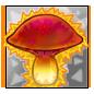 Ombre Flower Mushroom