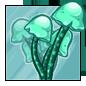 Teal Pondshroom