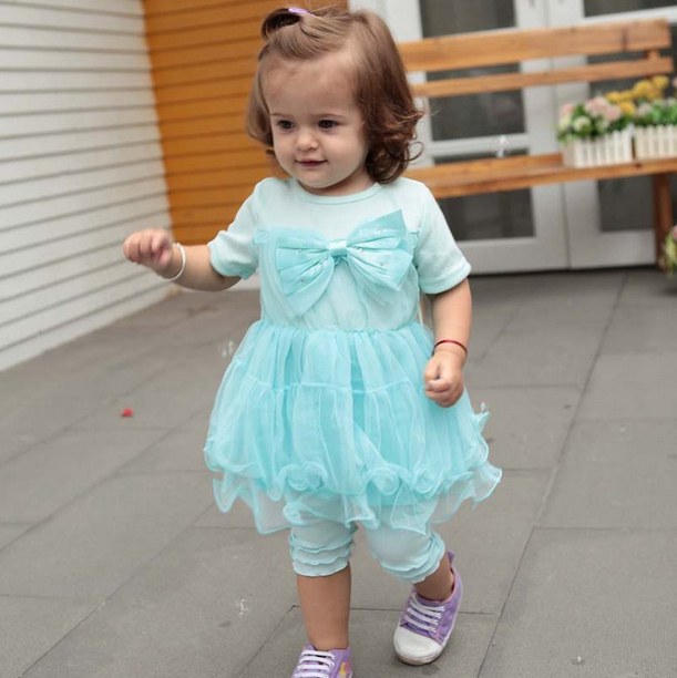 Birthday Dress Collection: Birthday-Dresses-Collection-For-Baby-Girl-2014