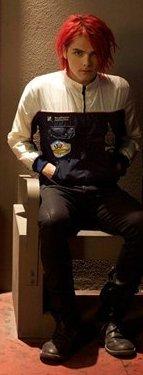 Gerard way 2010