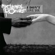I Dont Love You CD cover