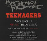 Teenagers promo cover