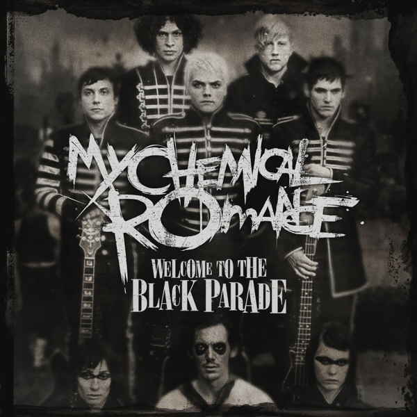 The Black Parade My Chemical Romance Wiki Fandom Powered By Wikia