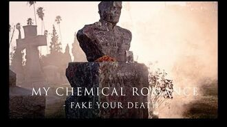 "My Chemical Romance ""Greatest Hits"" Trailer (Featuring the song 'Fake Your Death')"