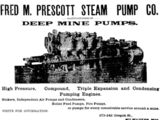 Fred M. Prescott Steam Pump Company