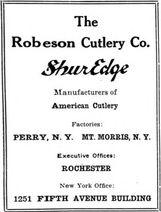 Robesoncutlery