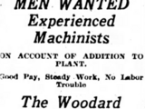 Woodard Machine Company