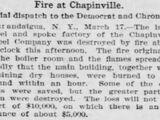 Chapinville Wheel Company