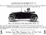 Sterling Automobile Manufacturing Company of New York