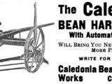 Caledonia Bean Harvester Works