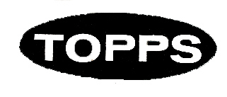 60s Topps Logo