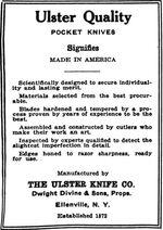 Ulsterknife