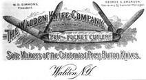 Waldenknife