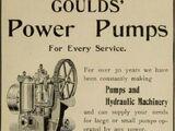 Goulds Pumps, Inc.