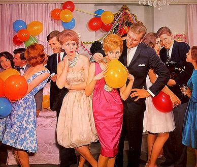 ...party animals