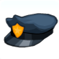 Police Officer's Hat